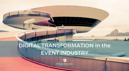 digital transformation event industry