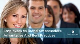 Employees Brand Ambassadors