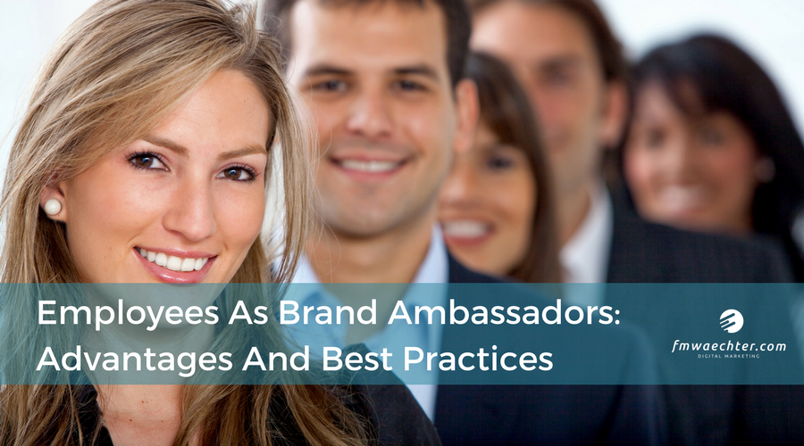 Employees Brand Ambassadors