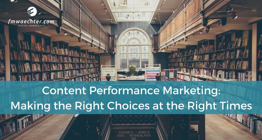 Content Performance Marketing