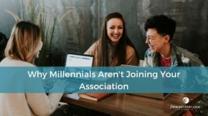millennials association workforce