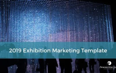 2019 Exhibition Marketing Template