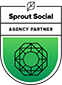 Sprout Social Agency Partner Logo