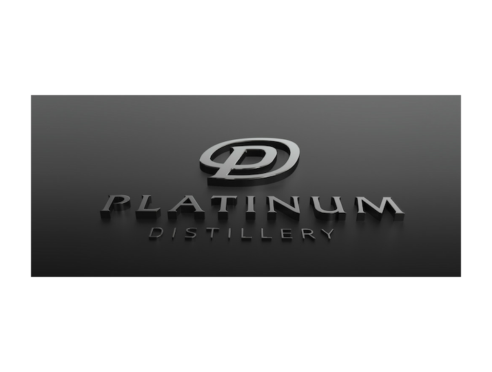 Logo for Platinum Destillery