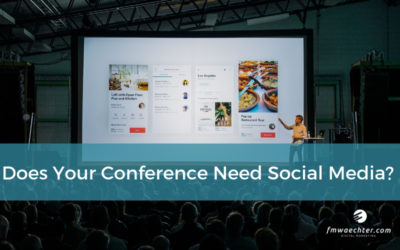 Does Your Conference Need Social Media?