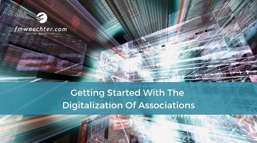 Digitalization Of Associations